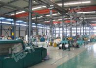 泰安s11油浸式变压器生产线